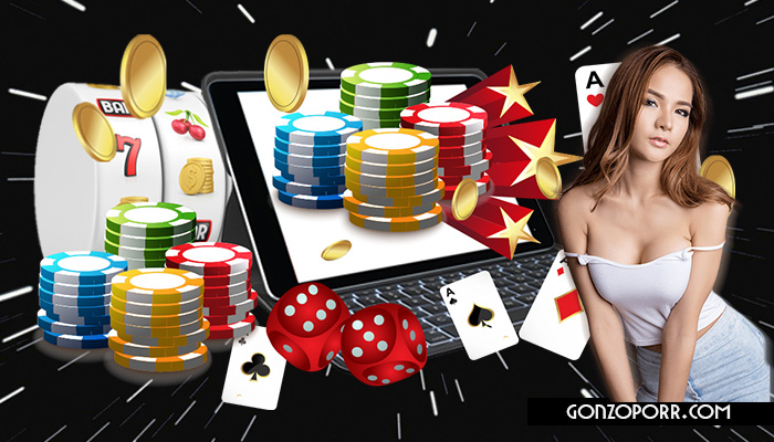 Online Slot Gambling Structure
